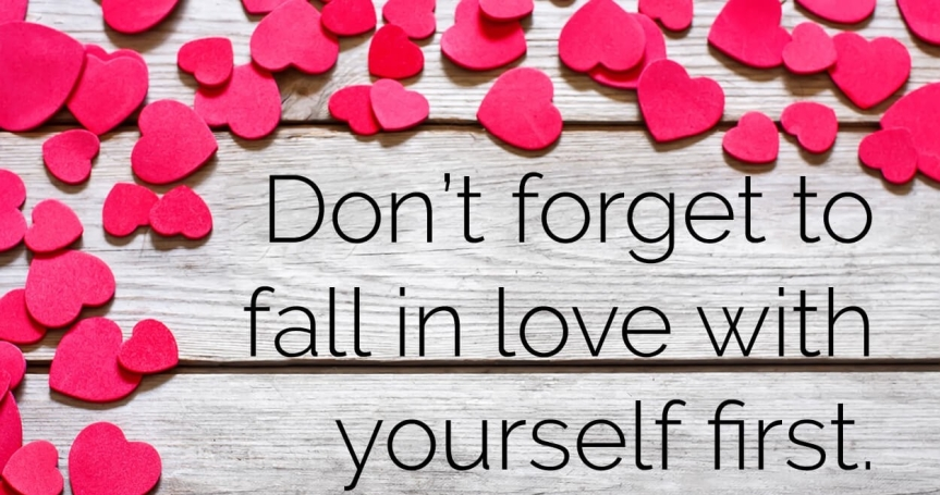 SELF Love on Valentines Day!